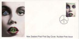 NEW ZEALAND 1995 MICHEL NO 1451 FDC - FDC
