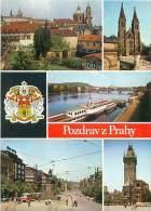 CPM - PRAHA - Pozdrav Z Prahy (Nakladatelstvi, Praha) - Tchéquie