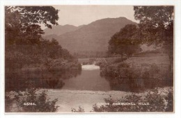 "Real Photo Landscape Postcard By Photochrom Co.Ltd. - "" COMRIE, ABERUCHILL HILLS  "" , Lot # PCL 10 - Non Classés"