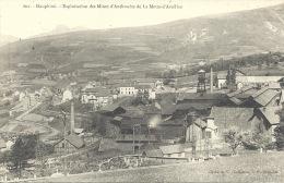 38 - LA MOTTE D´AVEILLANS - Isère - Exploitation Des Mines D´antracite - Autres Communes
