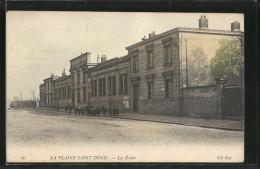 CPA La Plaine Saint Denis, Les écoles - Saint Denis