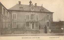 10 LES RICEYS L'HOTEL DE VILLE - Les Riceys