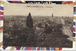 CPA - ROMILLY-sur-SEINE : La Route Et Le Hameau Du Lion. - Romilly-sur-Seine