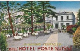 8486 - Badini Giardino-Terrazza Dell'Hôtel Poste Suisse Milano - Milano (Milan)