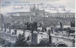 8487 - Praha Karlüv Most A Mala Strana - Tchéquie