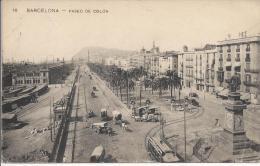 8491 - Barcelona Paseo De Colon - Barcelona