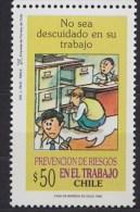 1996 CHILI Chile  ** MNH . . . . [BO70] - Profesiones