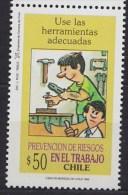 1996 CHILI Chile  ** MNH . . . . [BO71] - Jobs