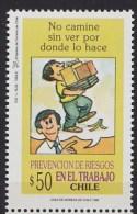 1996 CHILI Chile  ** MNH . . . . [BO76] - Profesiones