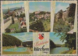 D-57548 Kirchen / Sieg - Alte Ansichten - Wehbach Waldschwimmbad - Kirchen