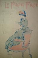 Jacques Villon 15 Aquarelles Rare 1902 Le Frou Frou Montmartre Gaston Duchamp - 1900 - 1949
