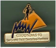 GIGONDAS 92 *** LE GRAND RAID DENTELLES-VENTOUX *** (1006) - Athletics