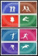 Pologne 1031/38** -   Jeux Olympiques De Rome 1960  MNH