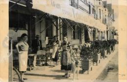 Les Sables D'olonne ?  : Carte Photo - Café Restaurant - Sables D'Olonne
