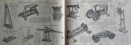MANUEL D�INSTRUCTION MECCANO 126 PAGES - mod�les r�alis�s avec les boites de 00 � 3