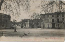 Carte Postale Ancienne De VALREAS - Other Municipalities