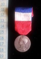 Medaille Du Travail Argent 1955 - France