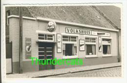 """GISTEL Foto Of Fotokaart """" Volkshuis """" - Gistel"""