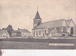 HEESTERT / HESTERT : église Et Coin Du Village - Zwevegem