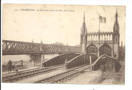 H 364  STRASBOURG  LA GARDE DES PONTS - Strasbourg