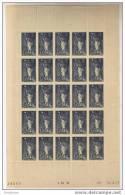 STATUE DE LA LIBERTE/LIBERTY - VRIJHEIDSSTANDBEELD - FEUILLE COMPLETE/VOLLEDIG BLAD - Y&T : 352 - 1937*** - Nuevos