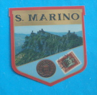 SAN MARINO - Vintage Label - Other