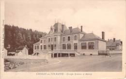 41 - Chissay-en-Touraine - Groupe Scolaire Et Mairie - France
