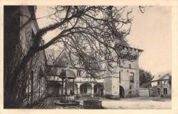 41 - Chateau De Talcy, La Cour - France