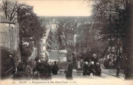 41 - Blois - Perspective Sur La Rue Denis-Papin - Blois