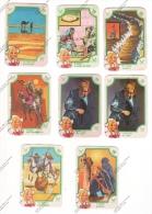 N° 8 FIGURINE MIRA LANZA SERIE FAVOLOSO ISLAM - - Stickers