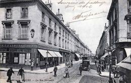 TOURS - La Rue Nationale, 1905 - France