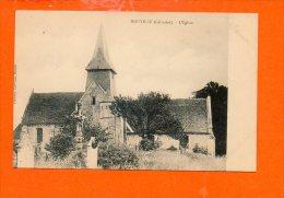 14 DOUVILLE : église - France