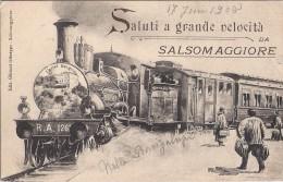 ITALIE   SALSOMAGGIORE - Otros