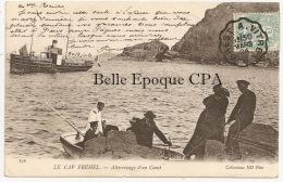 22 - Le CAP FRÉHEL - Atterrissage D'un Canot ++++ ND, #378 ++++++ Vers Chef-Boutonne, France, 1904 - Cap Frehel