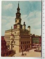 Poznań / Poznan - Ratusz - Pologne