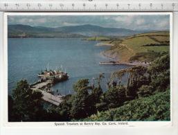 Cork - Spanish Trawlers At Bantry Bay (1962) - Cork