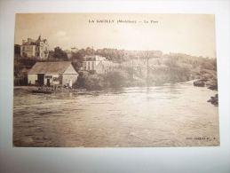 2rnm - CPA  - LA GACILLY - Le Port - [56] - Morbihan - La Gacilly