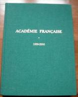 Recueil Des Discours Lus Dans Les Seances Solennelles Ou Prononcés Dans Les Occasions Particulières - Livres, BD, Revues
