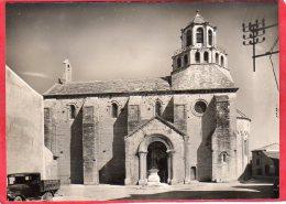 PHOTO  Format CPM 84 LE THOR Près L' ISlE SUR LA SORGUE  L' église - Autres Communes
