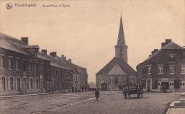 Froidchapelle 5: Grand'Place Et Eglise - Froidchapelle