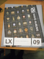 SUPPLEMENT DAVO BELGIQUE 2009 LX 1d . - Album & Raccoglitori