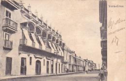 21992 Thomazi - Vera Cruz Mexique - Rue Sans éditeur