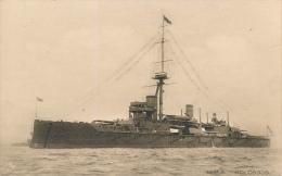 Marine Britannique - H.M.S.  Colossus - Guerra
