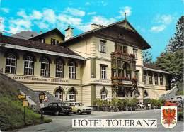 Autriche > Tyrol > Jenbach TOLERANZ Hotel Cafe Restaurant  (fam:Prantl) * PRIX FIXE - Jenbach