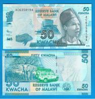 MALAWI -  50 Kwacha  2012 SC - Malawi