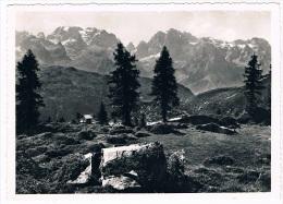 B1928 - Trento - Pradalago - Madonna Di Campiglio - Rifugio Silvio Agostini Con Le Dolomiti Di Brenta - Trento