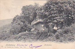 22034 Thomazi - Heidelberg, Molkenkur - Trenkler 1904, 2574 - Heidelberg