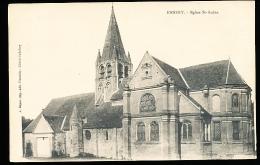 95 ENNERY / Eglise St Aubin / - Ennery