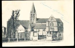 95 ENNERY / L'Eglise / - Ennery