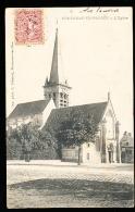 95 FONTENAY EN PARISIS / L'Eglise / - Autres Communes